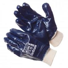 Gward Jersey R перчатки с нитриловым покрытием манжет резинка