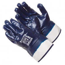 Gward Jersey K перчатки с нитриловым покрытием манжет крага
