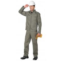 """Костюм """"Даллас"""" : куртка,п/к, цв.оливковый"""