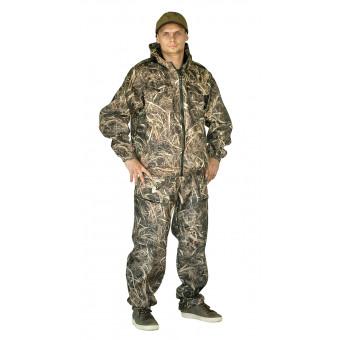 """Костюм КАСКАД куртка/брюки, цвет: кмф """"камыш"""", ткань: Полофлис"""