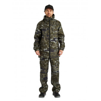 "Костюм ""РОВЕР"" куртка/брюки, цвет: кмф ""Бастион"", ткань: Полофлис"
