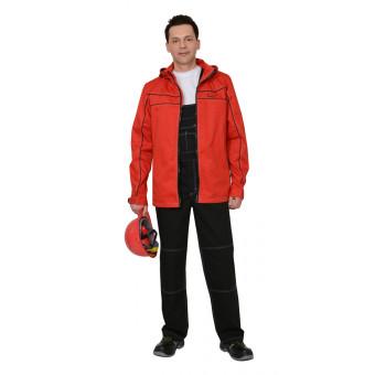 """Костюм """"Мельбурн"""" : куртка прямая, полукомбенизон"""