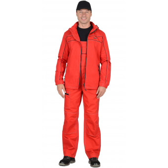 "Костюм ""Мельбурн"" : куртка, полукомбенизон"