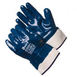 Маслобензостойкие перчатки. Защита от химических воздействий