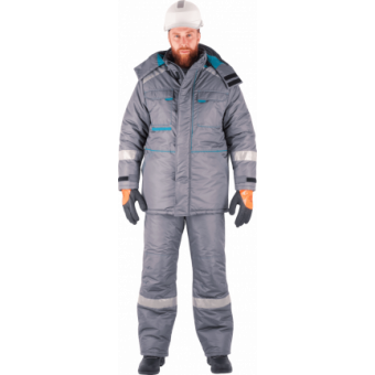 Спецодежда зимний костюм  в Перми