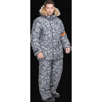 Костюм АККЕМ утеплённый огромный выбор одежды для для охоты и рыбалки