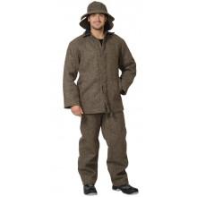 Костюм огнестойкий суконный куртка, брюки